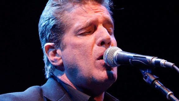 "Glenn Frey, a founding member of the Eagles, died at the age of 67, a publicist for the band confirmed on January 18. ""Glenn fought a courageous battle for the past several weeks but, sadly, succumbed to complications from rheumatoid arthritis, acute ulcerative colitis and pneumonia,"" read a post on the band"