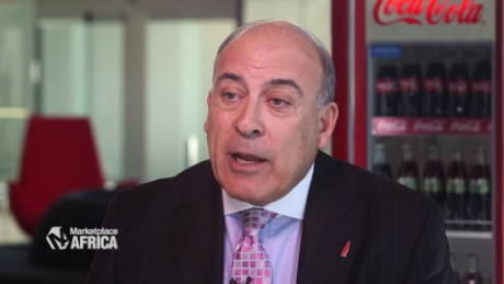 Coca-Cola boss bullish about African growth