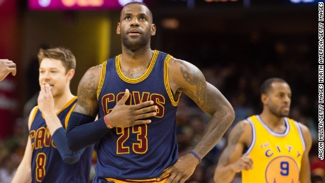 Led by LeBron James, the Cleveland Cavaliers are looking to return to the NBA Finals for the second consecutive year.