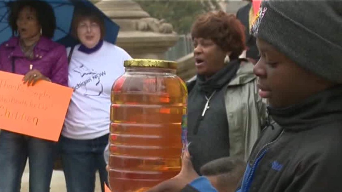In Flint Mi Theres So Much Lead In >> Flint Doctor S Fight To Expose Lead Poisoning Cnn