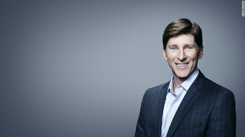 CNN Digital Expansion Shoot, Bill Galvin