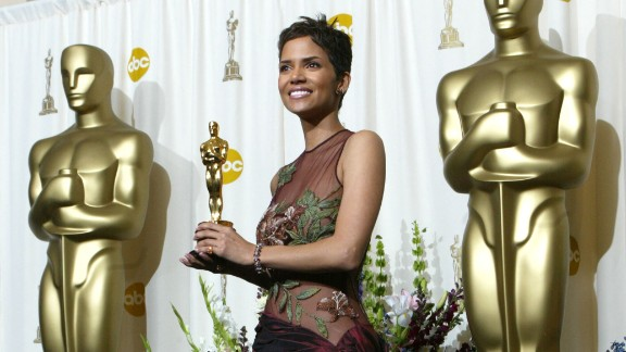 "2002 also saw Halle Berry win the best actress Oscar for ""Monster's Ball."""