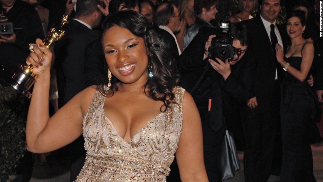 "Jennifer Hudson won the best supporting actress Oscar for ""Dreamgirls"" in 2007."