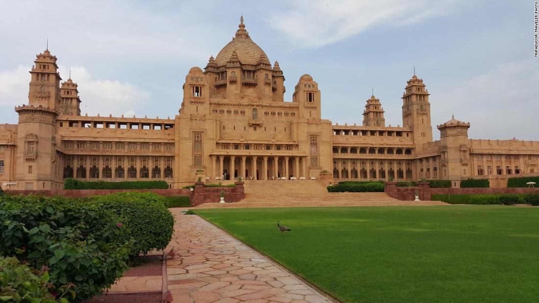 World S Best Hotel Is A Palace Tripadvisor Says Cnn Travel