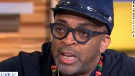 Spike Lee on Academy Awards diversity