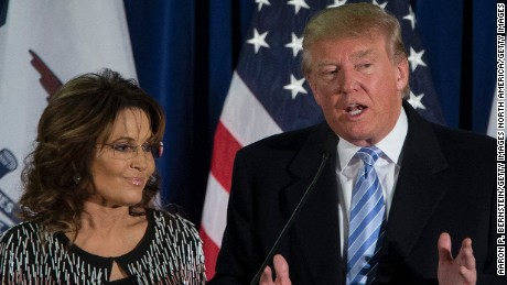 Palin: God's gift to Trump
