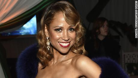 LOS ANGELES, CA - AUGUST 25:  Actress Stacey Dash attends the FOX, 20th Century FOX Television, FX Networks and National Geographic Channel's 2014 Emmy Award Nominee Celebration at Vibiana on August 25, 2014 in Los Angeles, California.  (Michael Buckner/Getty Images for FOX)