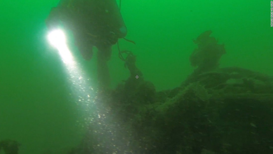 WWI submarine wreckage found after 100 years - CNN Video
