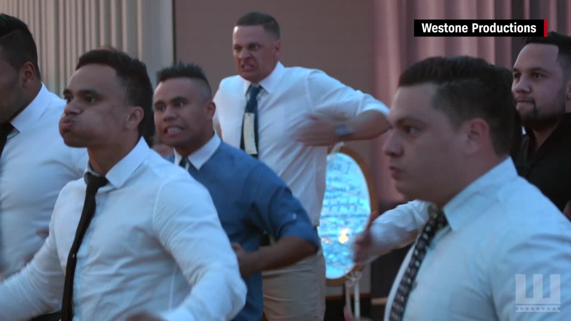 Wedding Guests Perform Traditional Haka To Honor Bride And Groom, Move Them To Tears Wedding Guests Perform Traditional Haka To Honor Bride And Groom, Move Them To Tears new picture
