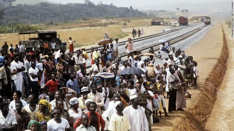 Africa Is No Longer Poor But Differences Remain CNN - Countrys in poverty