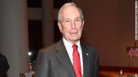 Jeb Bush sees a patriot in Mike Bloomberg