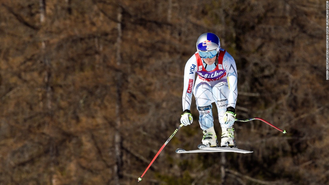 She led the overall World Cup standings heading into Saturday's super G competition in Soldeu.