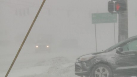East Coast begins to dig out after monster storm