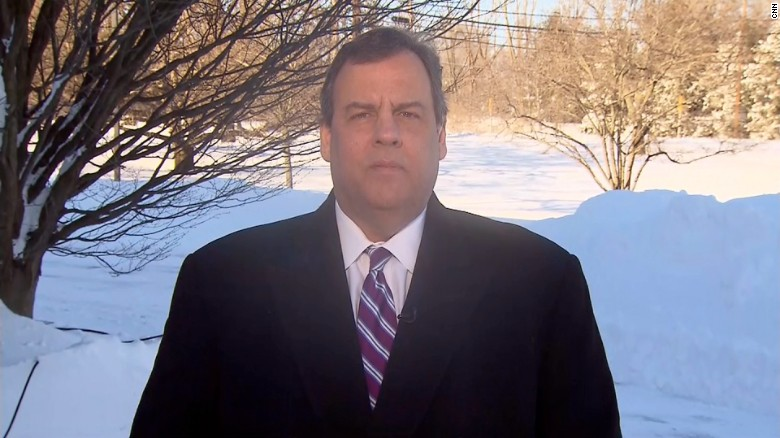 Gov. Chris Christie on State of the Union: Full Interview