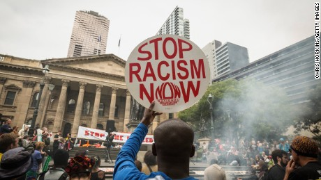 Indigenous treatment a 'stain on Australia's soul'