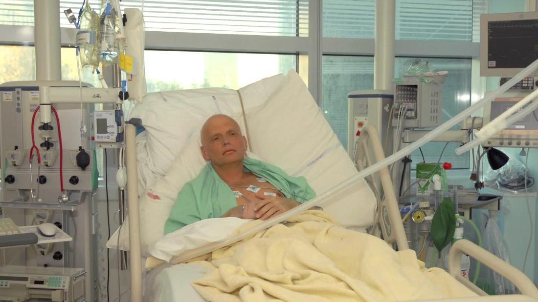 Russia responsible for Alexander Litvinenko's assassination, European court rules