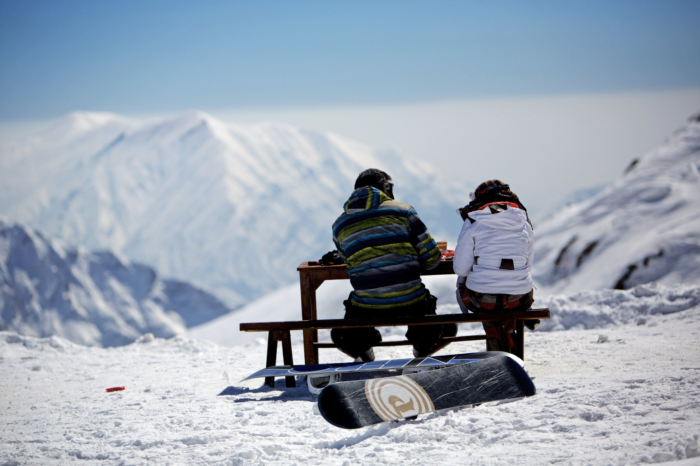 is iran the next big skiing destination? | cnn travel