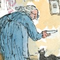 Kitty in Boots Quentin Blake