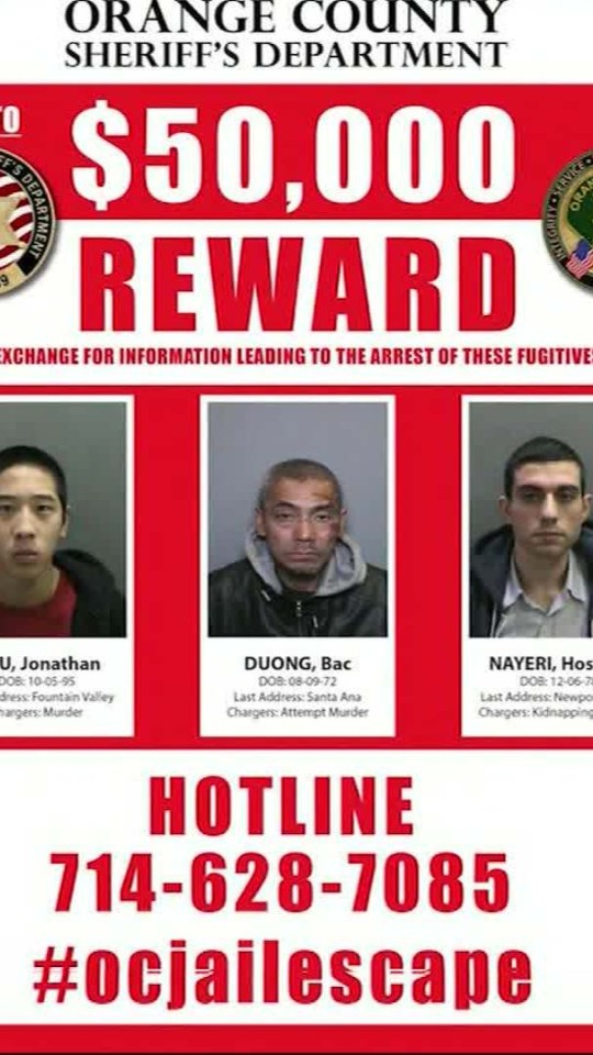 Prosecutor compares escaped inmate to 'Hannibal Lecter' California