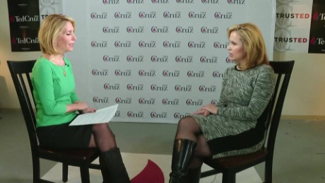 Heidi Cruz: 'It was love at first sight'