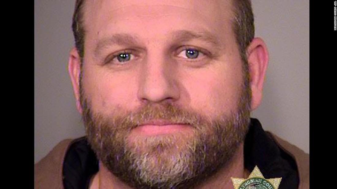 Oregon standoff mugshots