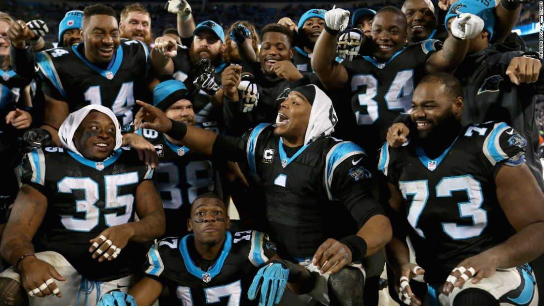Why so much hate for the Carolina Panthers  - CNN e6fc0de72