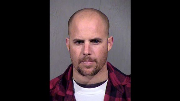 Jon Eric Ritzheimer, 32, turned himself in to police in Peoria, Arizona, the FBI said. Ritzheimer has organized armed anti-Muslim rallies and had been in Oregon supporting the occupiers there.