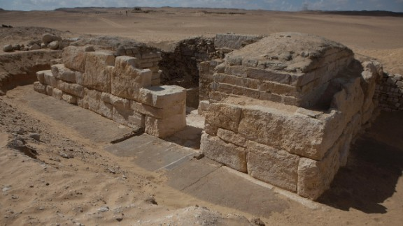 """The recent discovery of Khentkaus III's tomb in Abusair, Egypt, fills in a """"black patch"""" in the history of the Old Kingdom, according to dig leader Professor Miroslav Barta. Located a few 100 feet from the unfinished tomb of her husband, Pharaoh Neferefre (also known as Reneferef), her tomb is one of several significant historical finds in the country in recent months."""