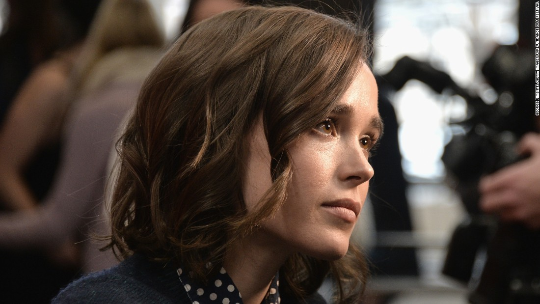 "Actress Ellen Page attends the Sundance premiere of ""Tallulah,"" a dramedy about an irresponsible young woman who must suddenly learn to care for an infant. Page stars in the film."