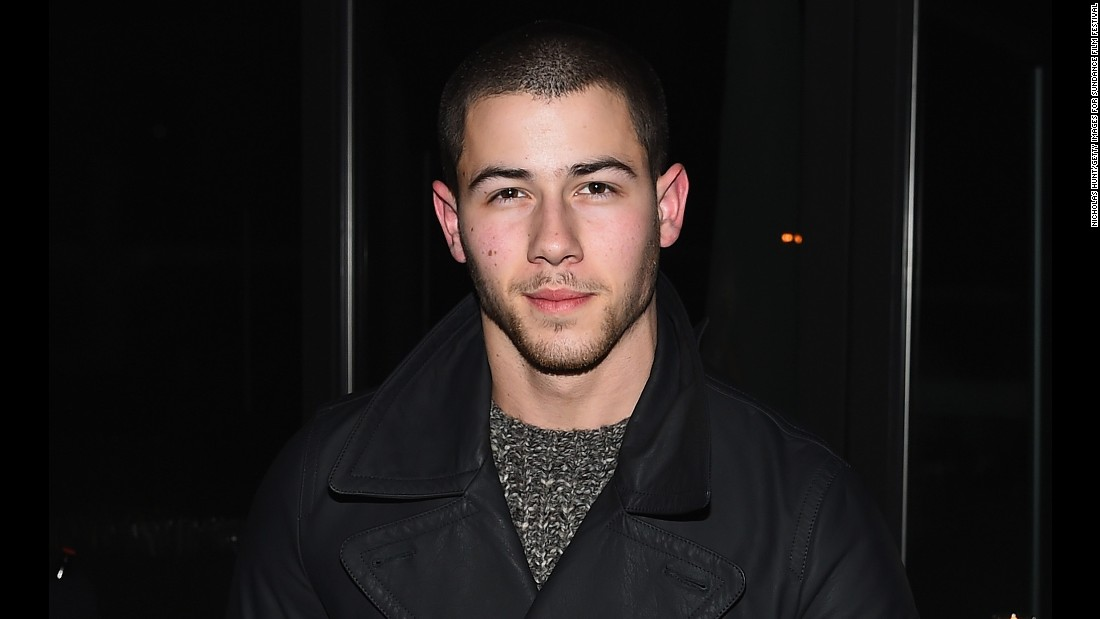 "Singer-songwriter Nick Jonas was at Sundance starring in ""Goat,"" a drama about the brutal hazing rituals of a college fraternity."