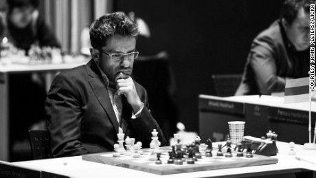 """Chess is like any kind of sport, but taken into a little cage where you have to understand how his brain works, how his blood flows"" -- Levon Aronian."