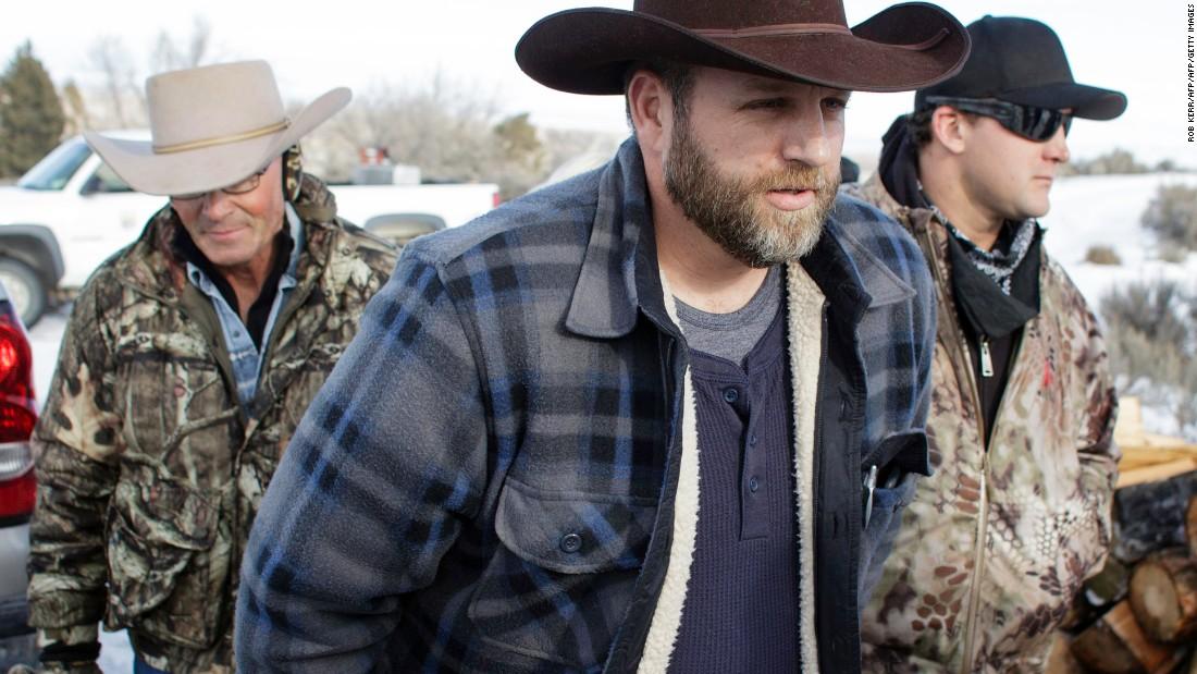 Ammon Bundyを誓うdefy在宅受注イースターの収集