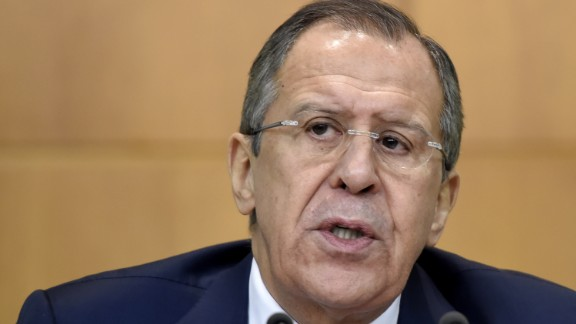 Russian Foreign Minister Sergey Lavrov spoke about the Berlin case at a Moscow news conference Tuesday.