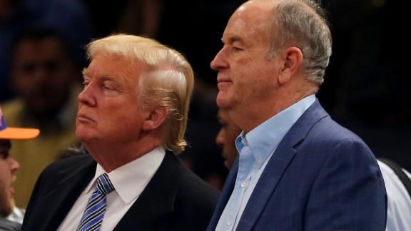 Donald Trump and Bill O