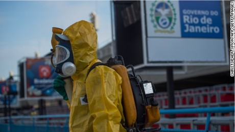 Rio 2016: Olympics organizers reveal plans to combat Zika threat