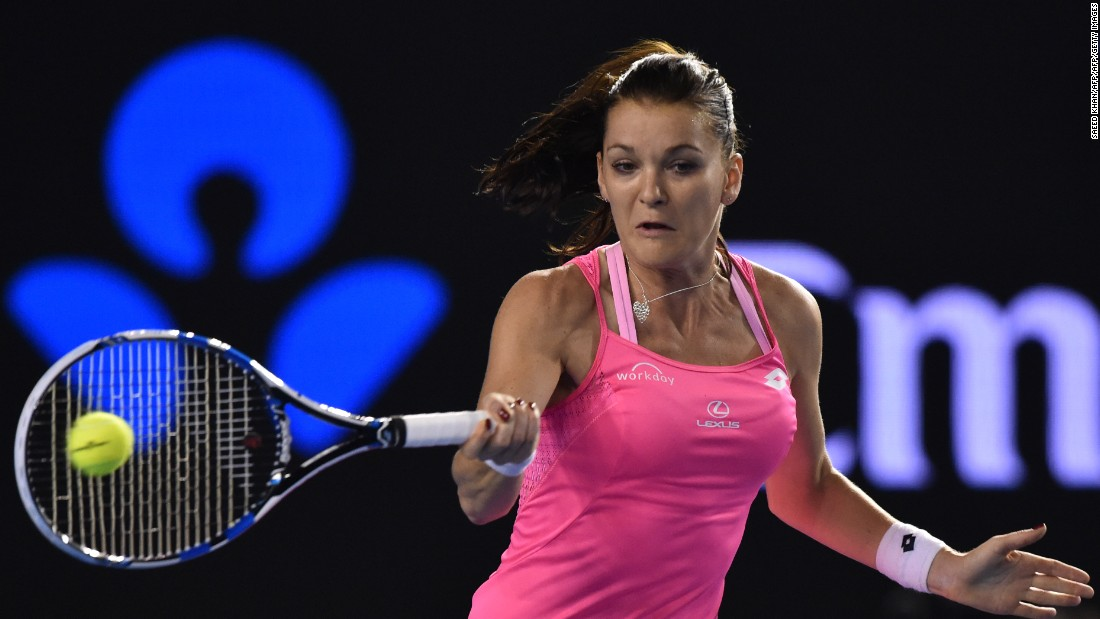 Fourth seed Radwanska was unable to win a single game in an opening set that lasted a mere 20 minutes. The Pole came back from a break down in the second set to lead 4-3, but lost her serve at 4-4 as Williams regained control.
