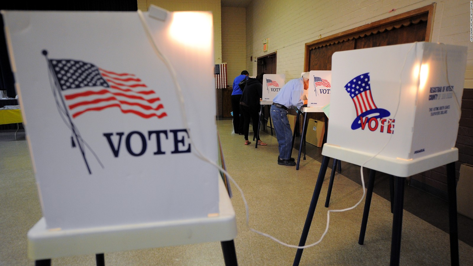Voting  >> California S Primary Could Be Trouble For Dems
