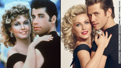 'Grease': Old and new