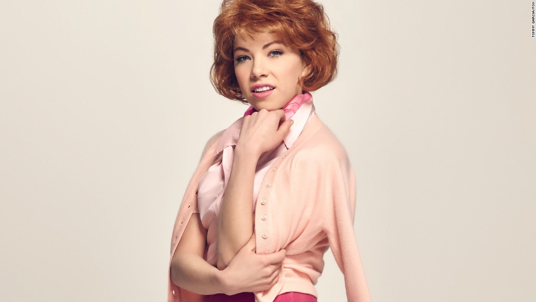 "Carly Rae Jepsen, who plays Frenchy in the TV production, leaped to fame thanks to her hit song ""Call Me Maybe."" In 2014, she played Cinderella in the Broadway production of ""Rodgers & Hammerstein's Cinderella."""