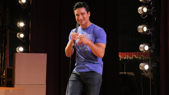 "Mario Lopez is playing the same character on ""Grease: Live."" The ""Saved by the Bell"" star has experience hosting dance shows, having emceed ""America"
