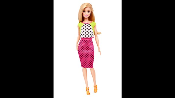 "The familiar thin Barbie style will continue as ""Original Barbie,"" despite criticisms from some that it offered up an unrealistic standard of beauty for girls."