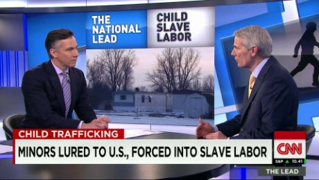 child labor human trafficking senator portman the lead live intv_00012103