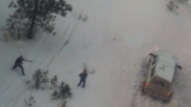 Video shows shooting of LaVoy Finicum