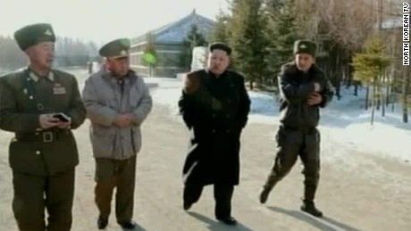 Official: N. Korea possibly tested H-bomb components.