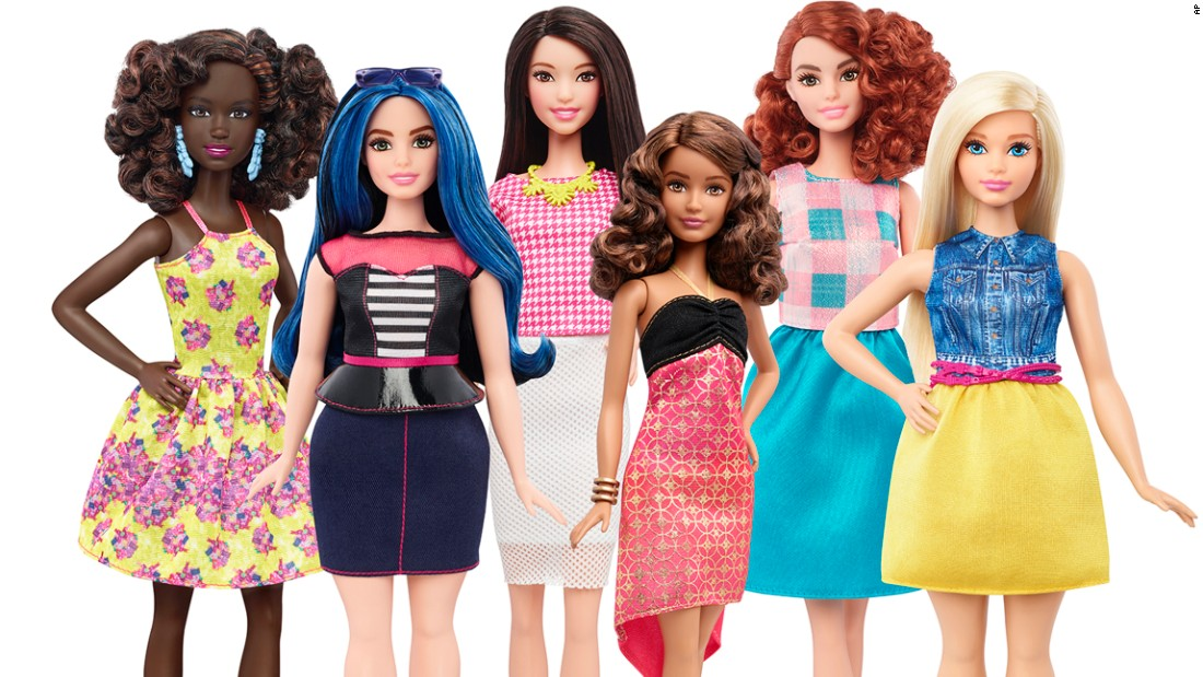 Why it matters what Barbie looks like