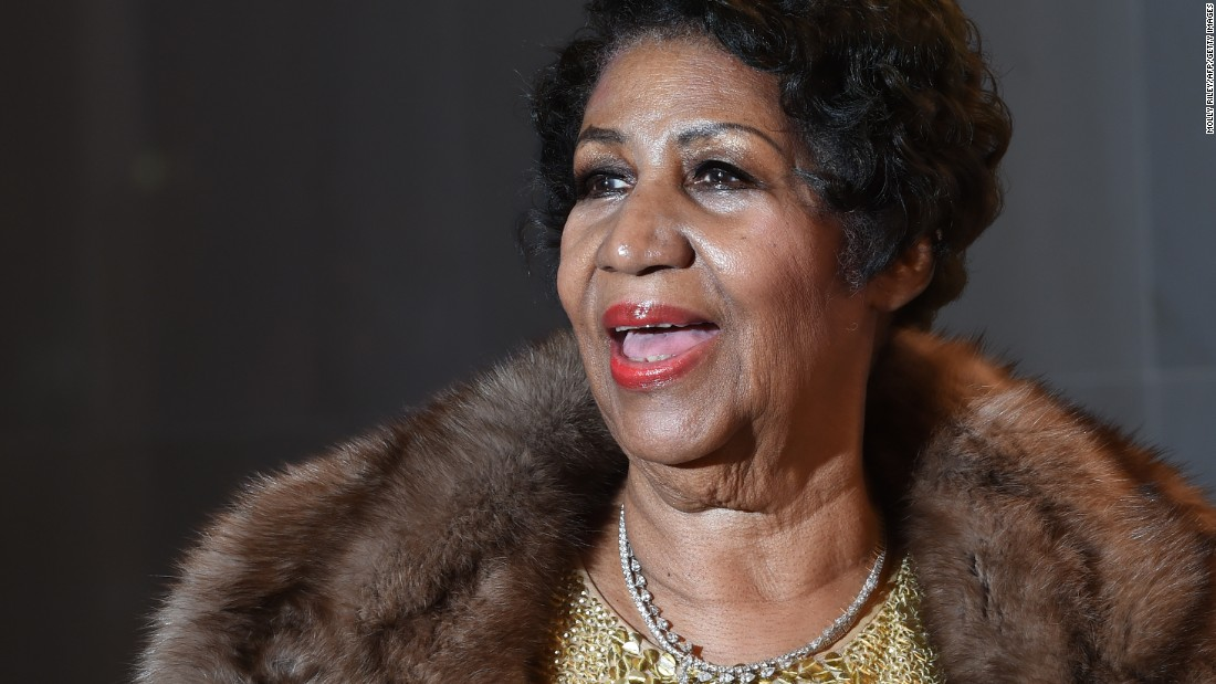 Aretha Franklin is in hospice care, source says