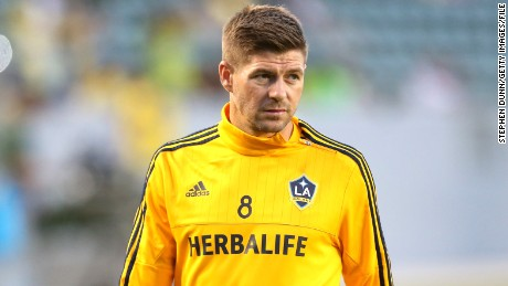 cc08358f30a Steven Gerrard on life in L.A.