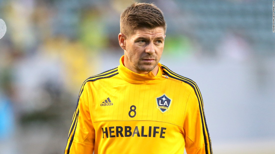 """I'm sure they'll enjoy the life on and off the pitch because America's a super country to come and work and enjoy,"" said LA Galaxy's Steven Gerrard. I know from playing with players in the English dressing rooms at home everybody is talking about the MLS now. Maybe five, 10 years ago that wasn't on the radar so much, but it is now -- and I'm talking about big players."""