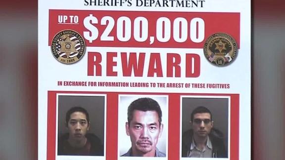 california prison escape manhunt five arrested lead paul vercammen lead dnt_00004214.jpg
