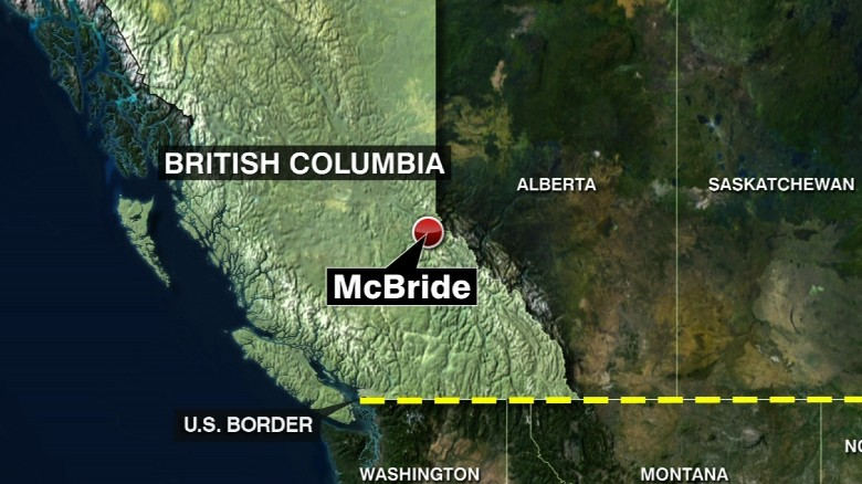 5 killed in British Columbia avalanche